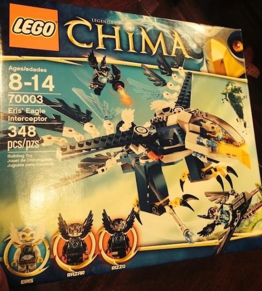Chima Lego Set