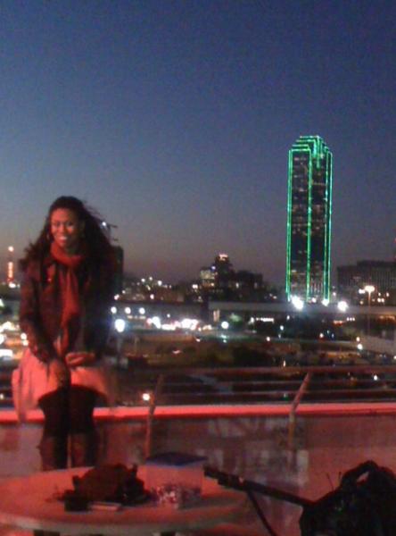 Priscilla and Dallas lights