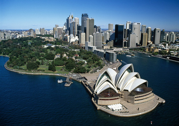 SOURCE: Robert Wallace, courtesy of Tourism Australia, the tourism promotion authority of the government of Australia