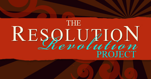The Resolution Revolution Project