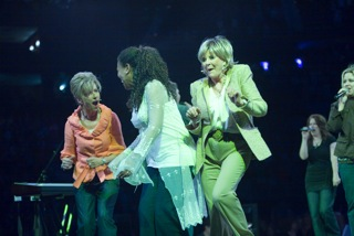Rockin' with Priscilla, Miss Beth and Miss Kay