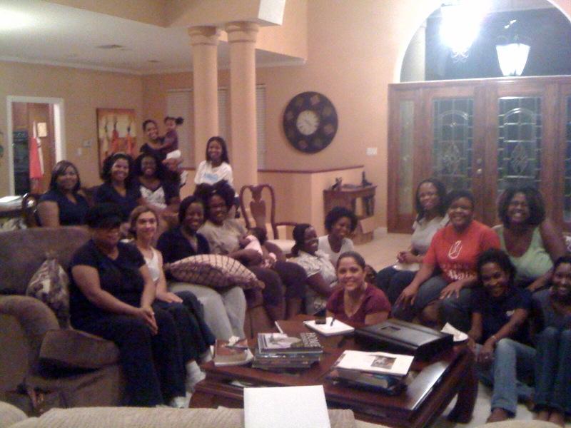 home Bible study