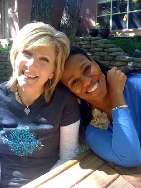 Priscilla and Rachel