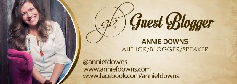 Annie Downs
