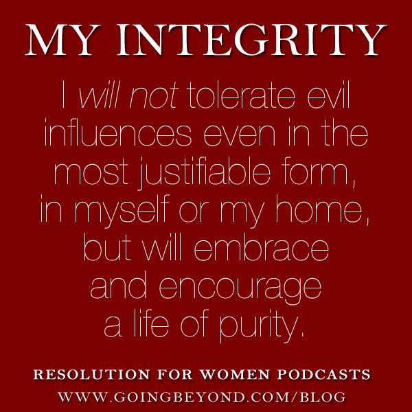 My Integrity