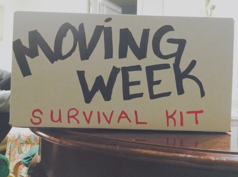 Survival Kit Box