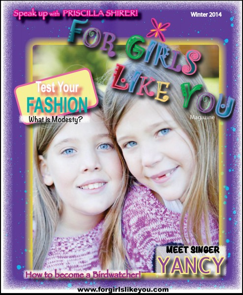 For Girls Like You Magazine Winter Issue