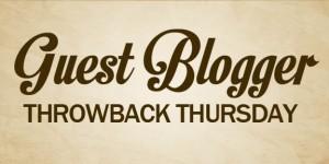 Guest Blogger TBT Teaser