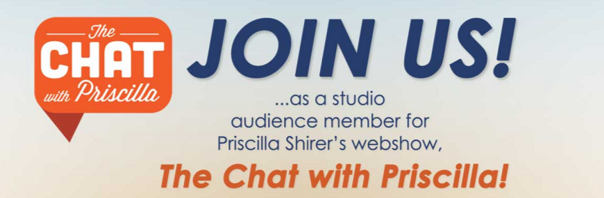 The Chat with Priscilla Audience