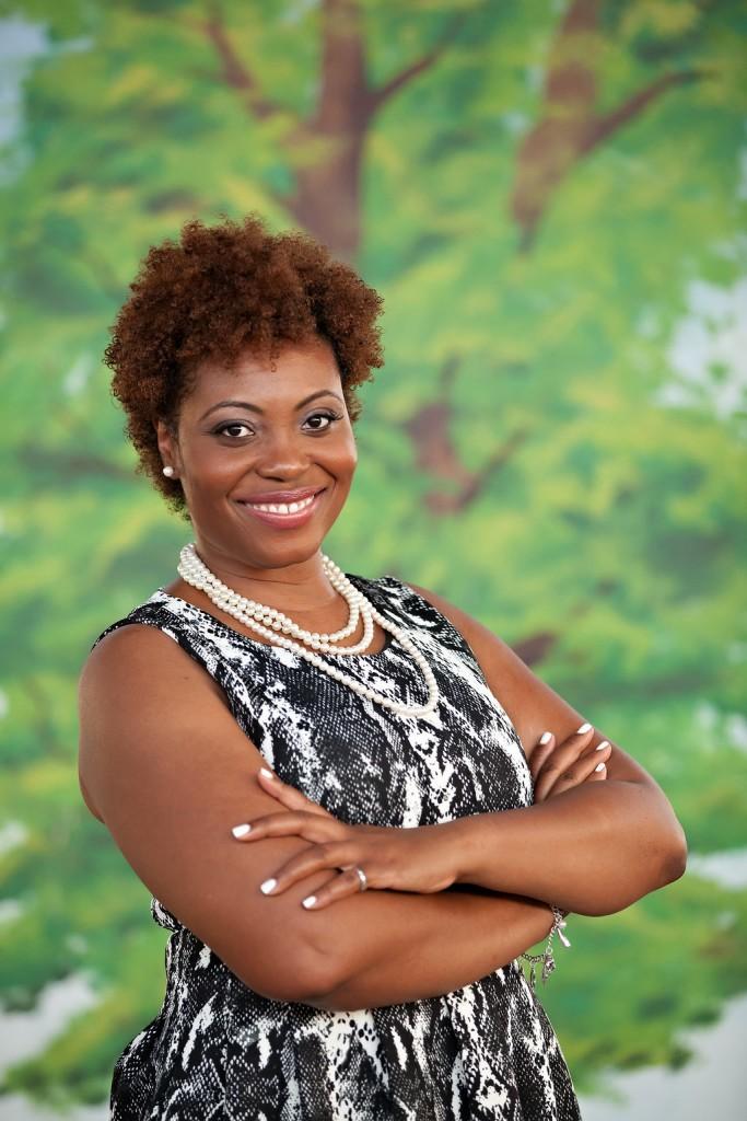 Shanterra McBride
