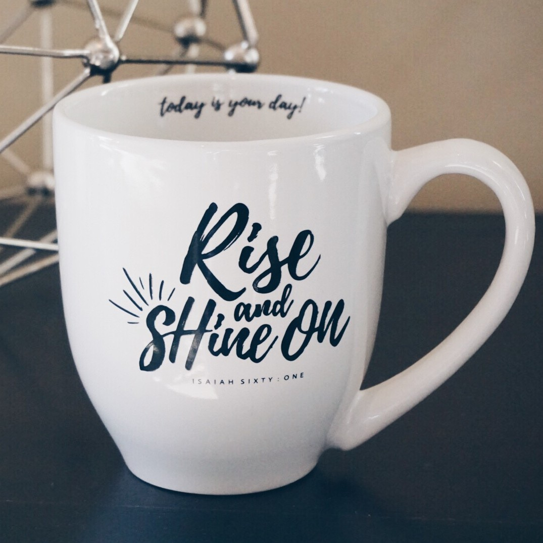 AWAKEN Rise and Shine Mug