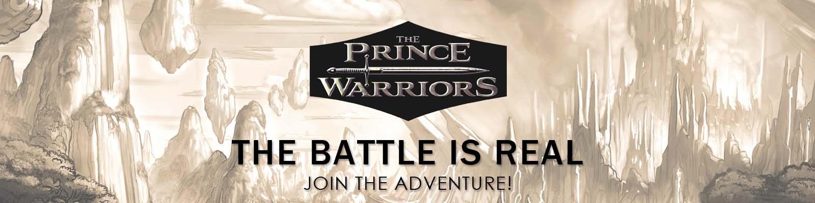 Prince Warriors Blog Banner