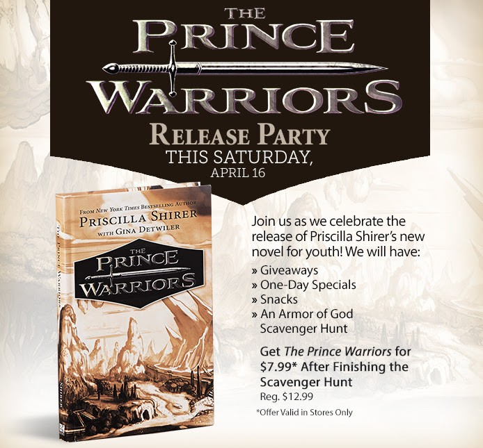 Copy of prince warriors