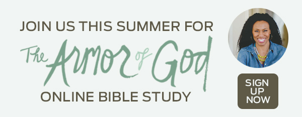 Online Summer Study Armor of God - 2