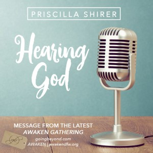 Hearing God - Square