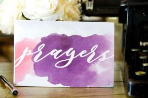 Prayer Journal - Front 3