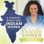Priscilla Shirer Live in India