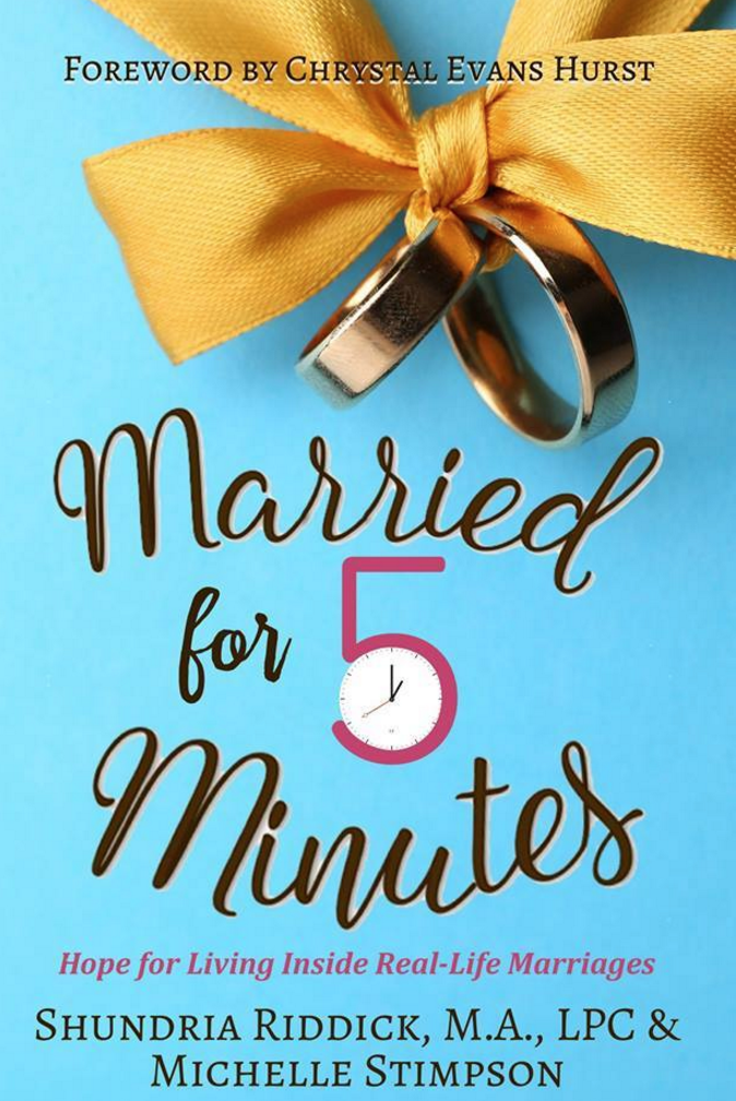Married 5 Minutes Book Cover