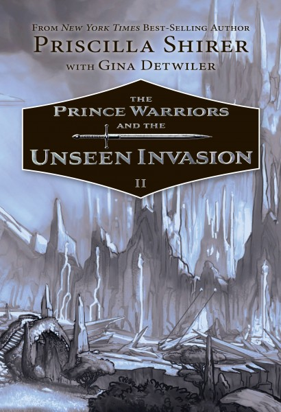 Prince Warriors and the Unseen Invasion Book Cover
