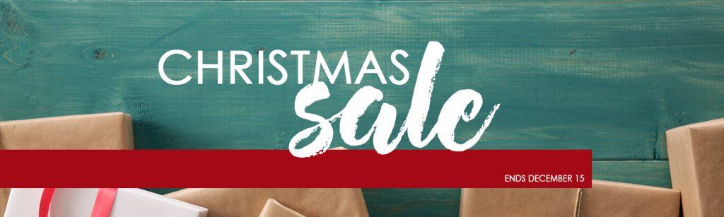 Christmas Sale Blog 2016