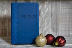 Christmas Fervent LeatherTouch Signed