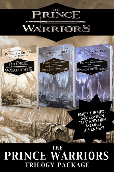 Prince Warriors Trilogy Package B
