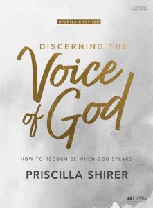 Discerning the Voice Rev Cover