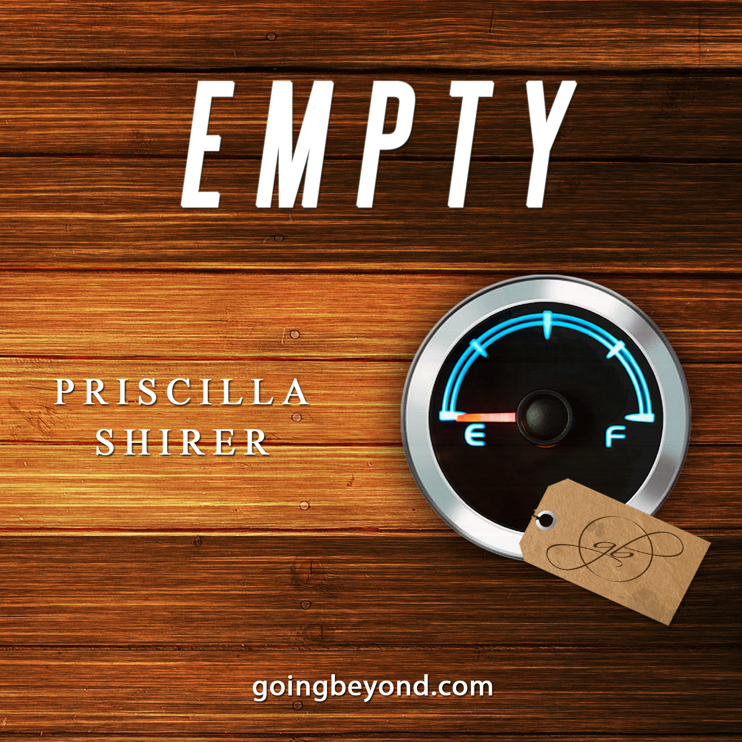 """Empty"" with Priscilla Shirer"