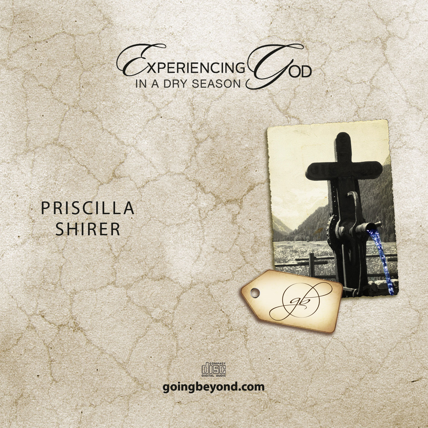 """Experiencing God in a Dry Season"" with Priscilla Shirer"