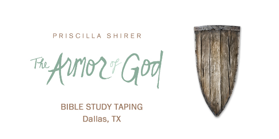 The Armor Of God Bible Study Taping Going Beyond Ministries